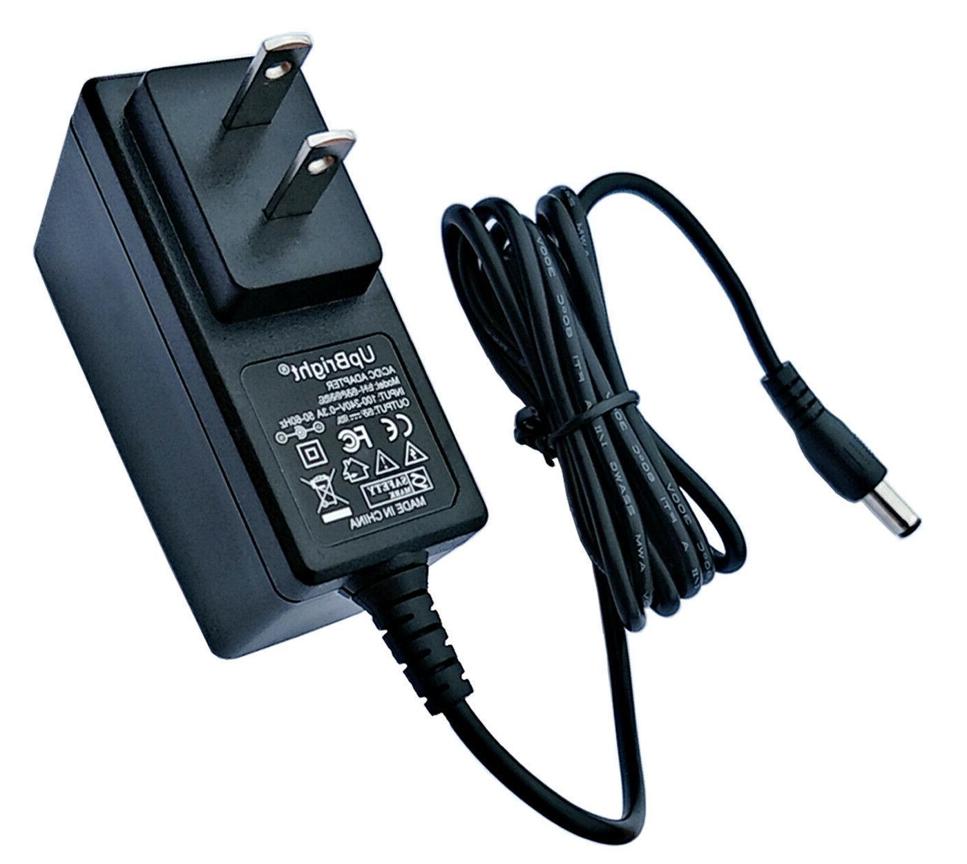 NEW AC Adapter For RCA T-T006 UD100050C 10VDC or 10VAC 9VAC