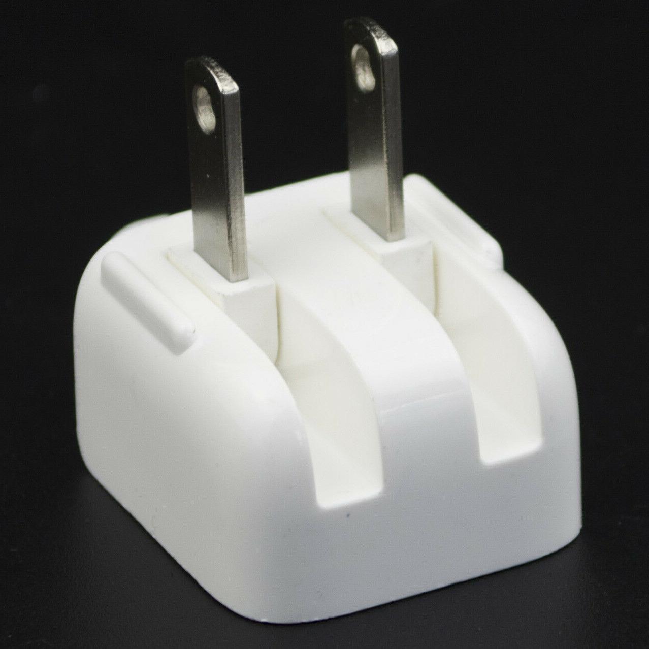 2 Safe DUCKHEAD PRONG PLUG 45W Apple