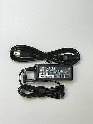 NEW Genuine HP 15-ba051wm 15-ba052nr 45W AC Power Adapter Ch