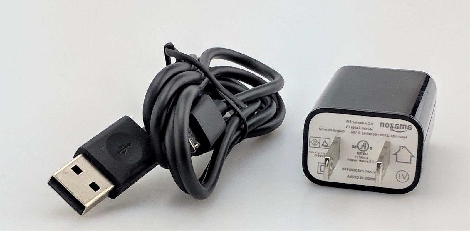 oem ac usb power adapter for kindle