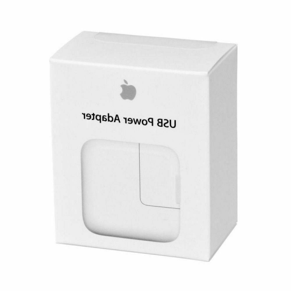 Apple 12W USB Power Adapter, MD836ZM_A