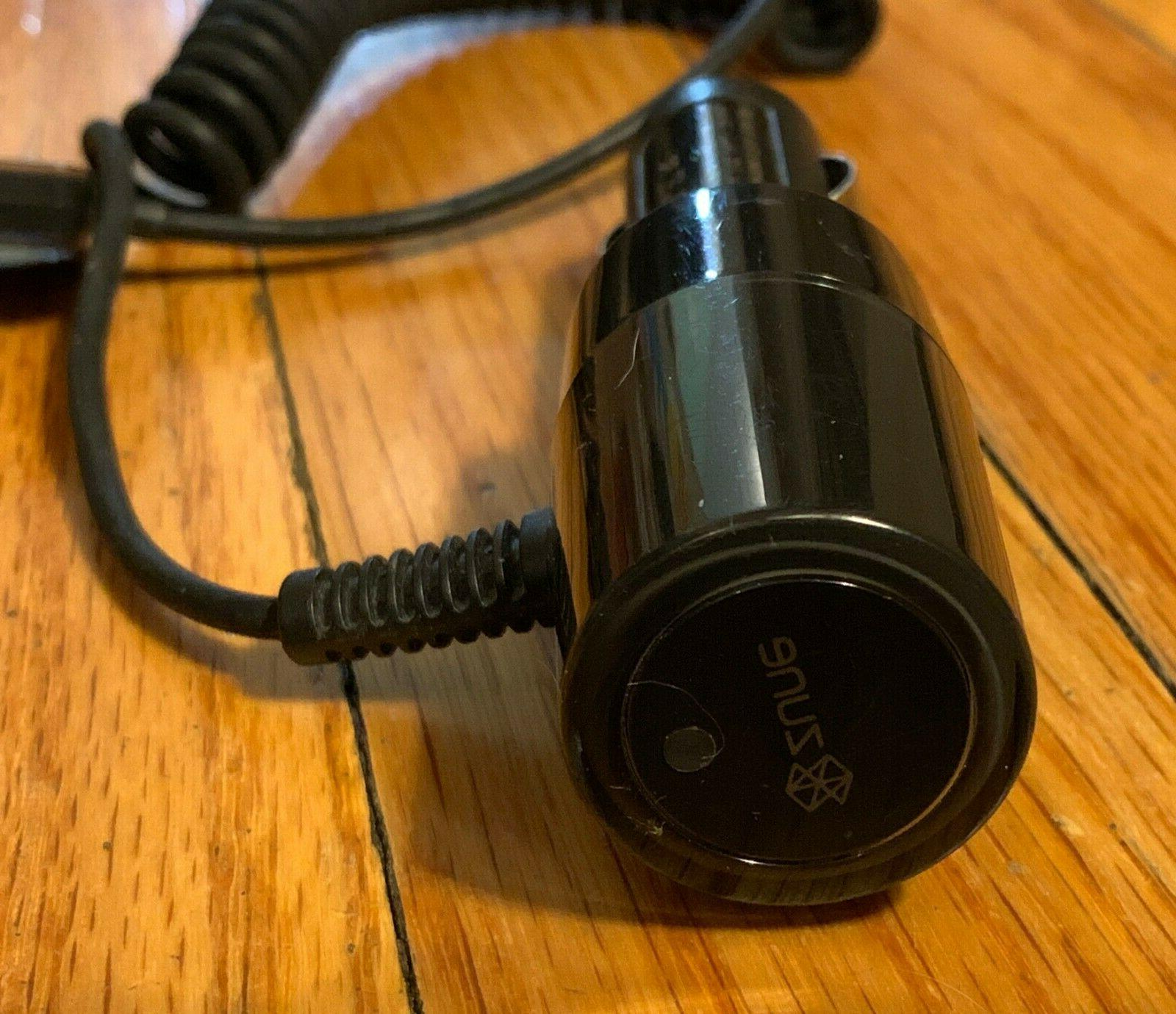 original zune 30g car power adapter charger