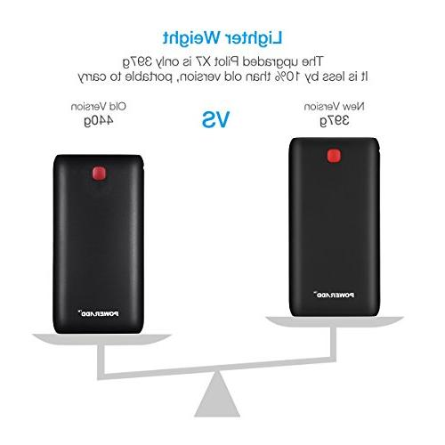 20000mAh Power USB Port Battery Pack Charger For iPhone XS Max, 8, Plus, Pro, Galaxy