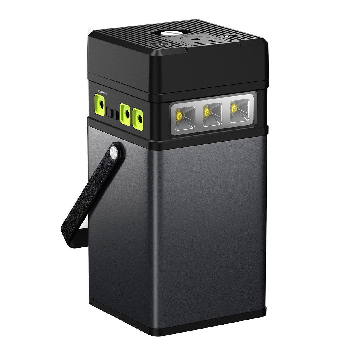Poweradd Portable DC/AC Power AC