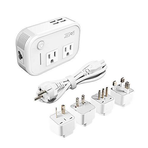 power down voltage converter