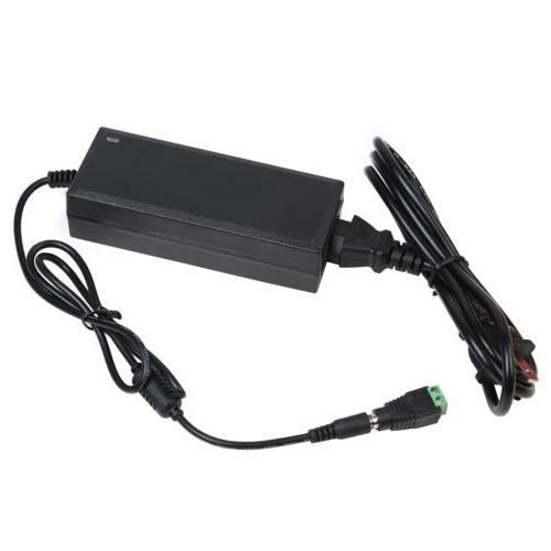 Quality 12V amp Supply ADAPTER LED Strip, CCTV,