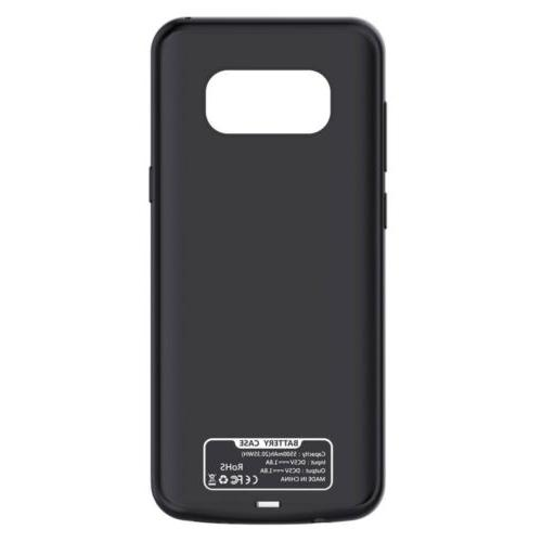 For Samsung Galaxy S8/S8 Plus Backup Power Bank Pack Adapte