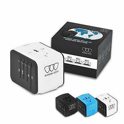 Travel Adapter Universal International Power European Outlet