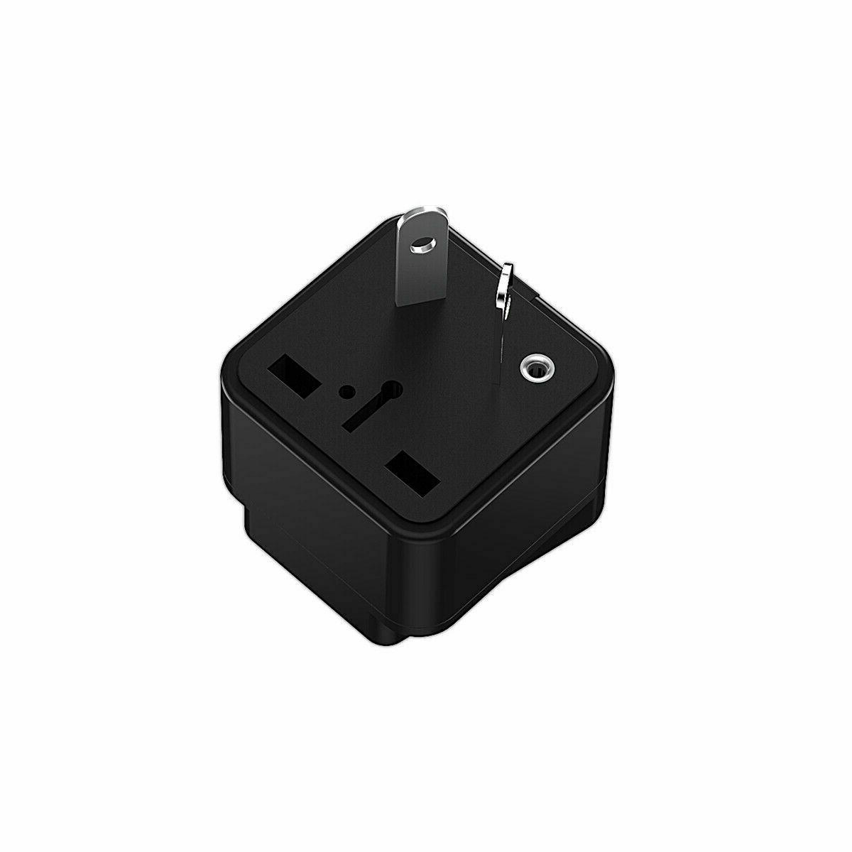 4 Outlet 4 Ports Surge Adapter