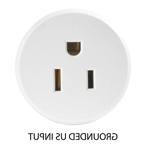 Australia, Travel Plug Adapter by OREI with Dual + Surge Type , Will Work Camera, iPhone More