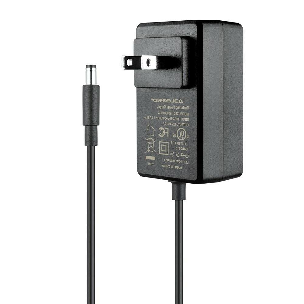 AbleGrid UL Adapter 12V Supply LINKSYS WRT1900AC