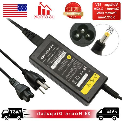 universal 60w 65w 90w ac adapter charger