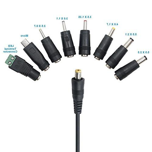 Belker AC Power Supply Strip Light Router Speaker Smart 1A Max