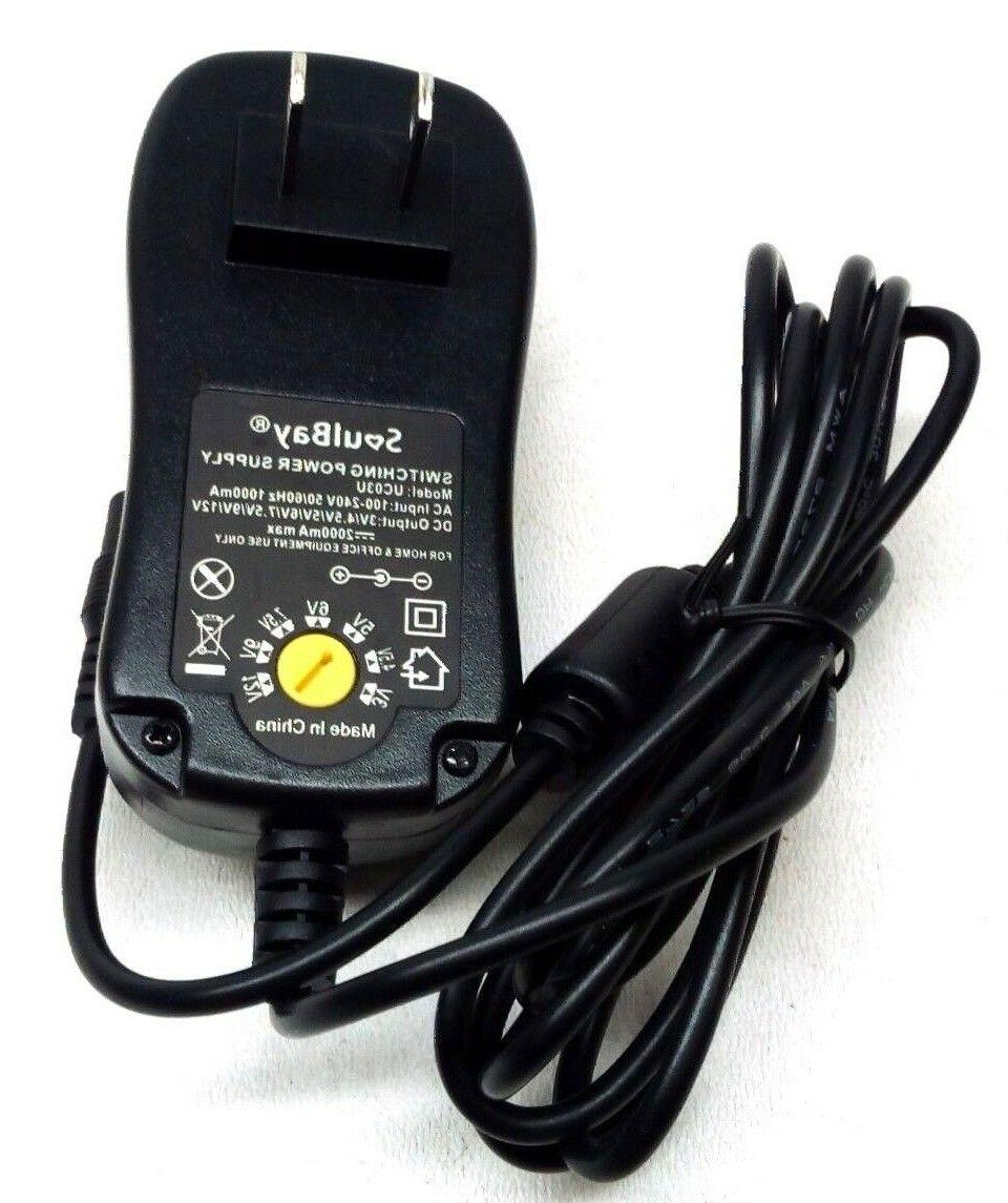 SoulBay AC Power 2mA UC03U