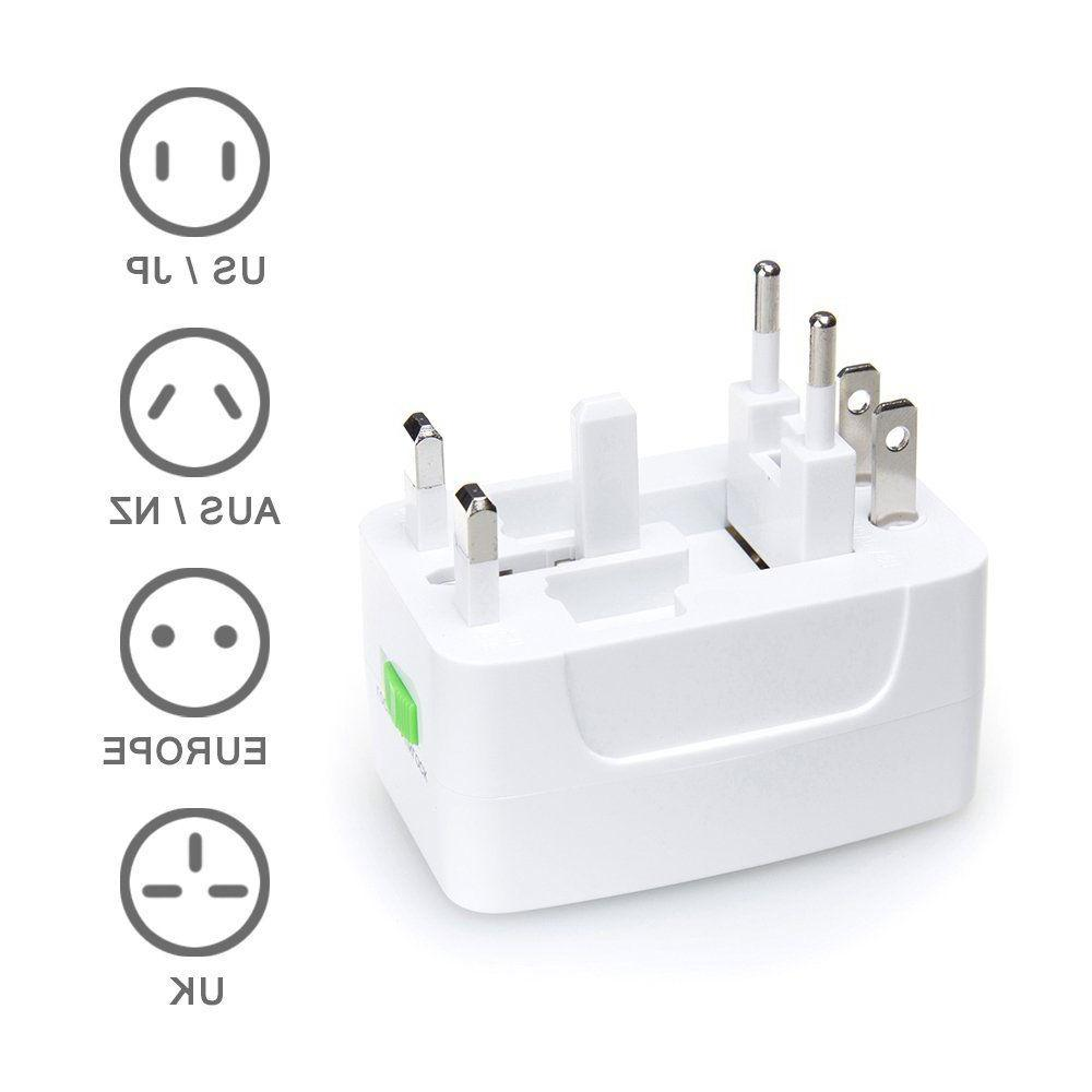 Power Socket Travel Plug