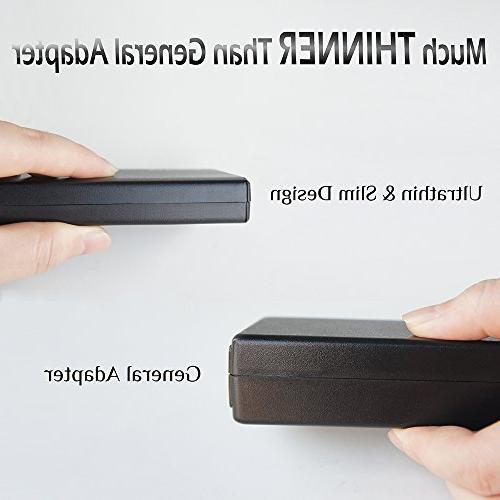 ZOZO Universal 18.5v 19v 19.5v 20v 70W Ac Adapter for Asus Lenovo IBM Sony Gateway Ultrabooks Power Supply Design