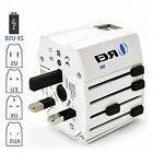 universal travel adapter all in one international