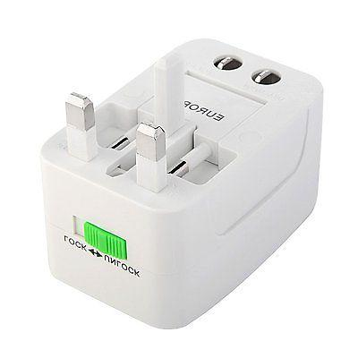 1pc Wide Power Wall Socket