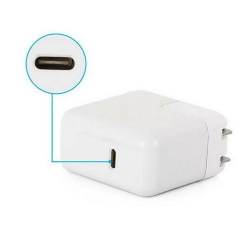 29W C Adapter Charger Macbook 12