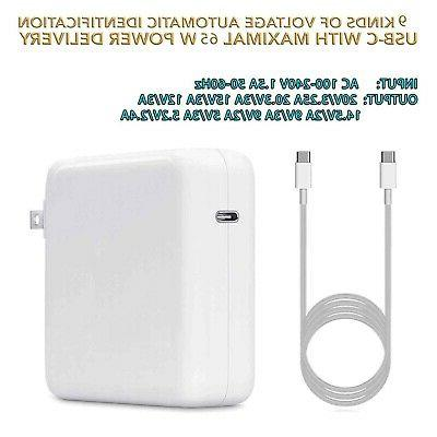 Power Adapter Charger For Apple Retina A1534 A1540
