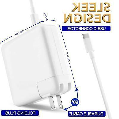 29W Type Power Adapter Charger Apple MacBook Retina