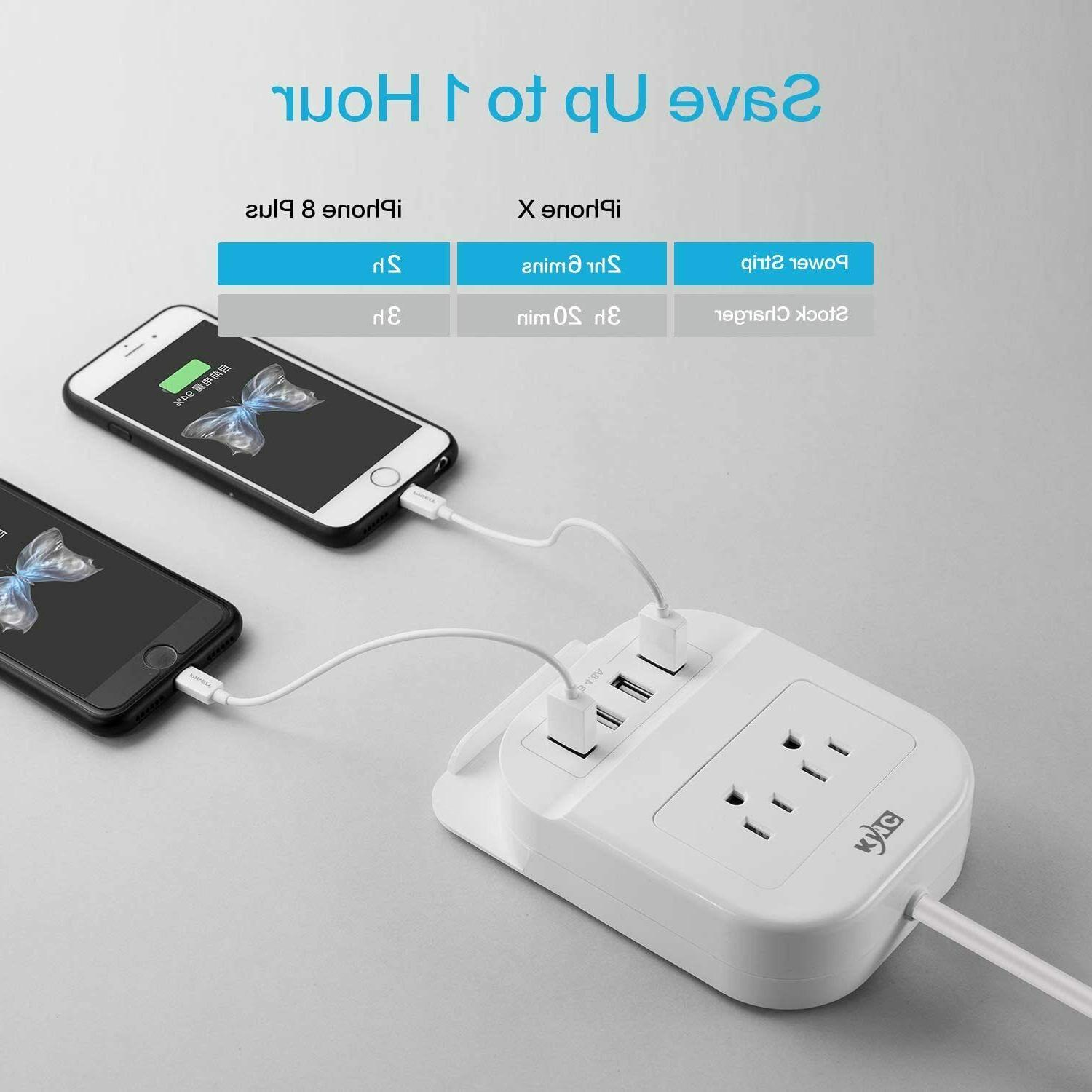 wall outlet power led night light adapter