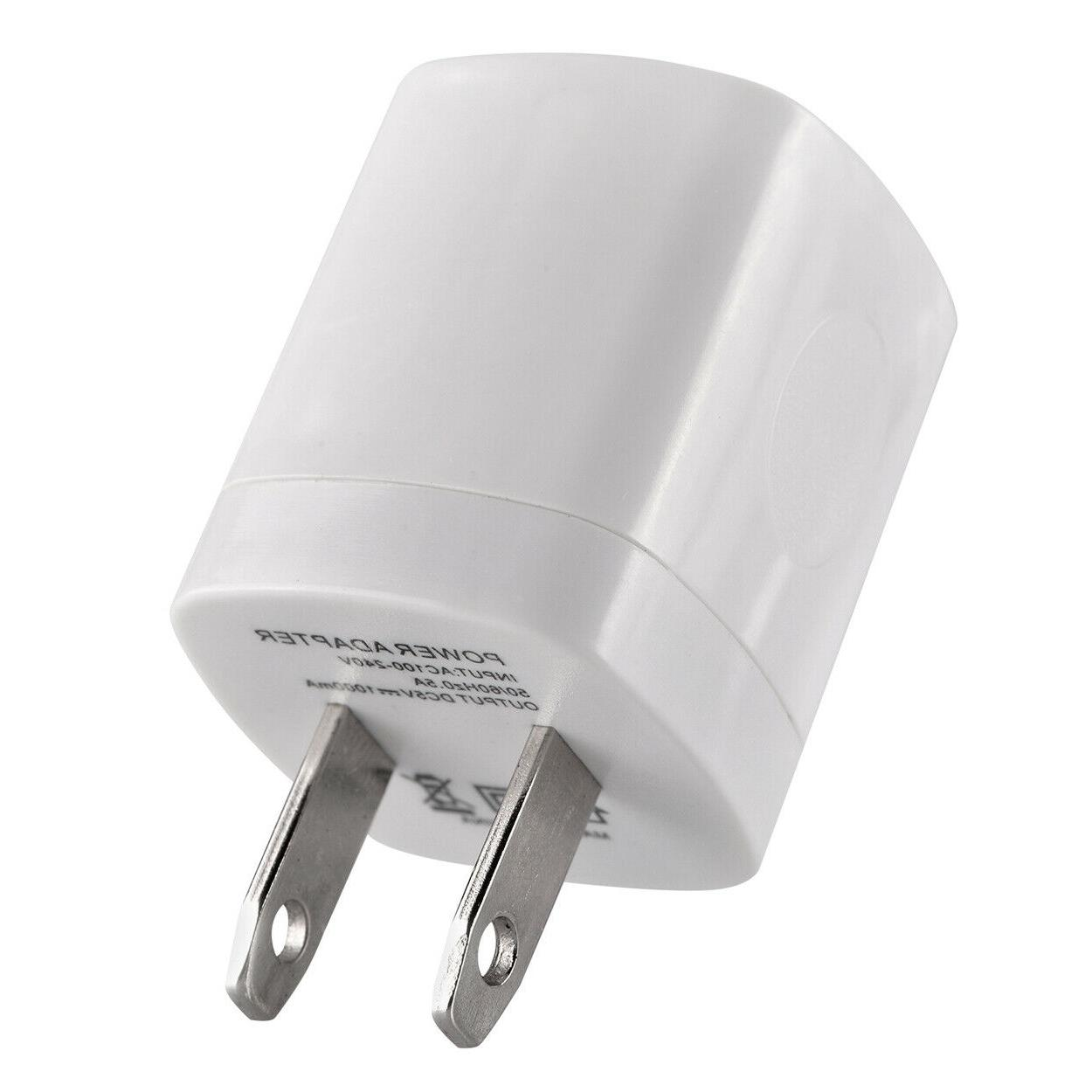 2x Power Adapter Wall Charger US FOR 7 8