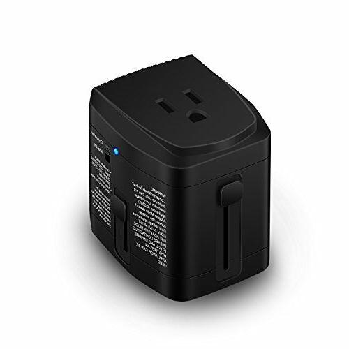 world travel plug power adapter 2000 watts