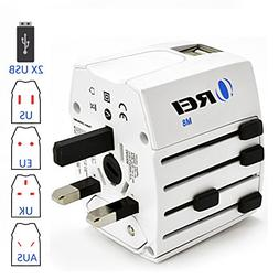 Travel Adapter, OREI Worldwide All in One Universal Power Co