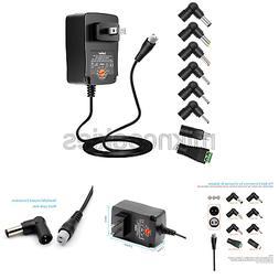 Belker 30W Universal 3V 4.5V 5V 6V 7.5V 9V 12V AC DC Power A