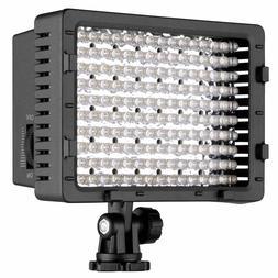 NEEWER 160 LED CN-160 Dimmable Ultra High Power Panel Digita