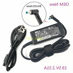 OEM AC Adapter Notebook 45W Charger For HP 19.5V 2.31A Lapto