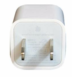 OEM Apple Wall Adapter 5W USB Power Charger Wall Plug for iP