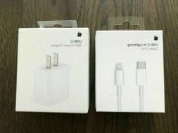 Original Apple 18w Charger USB-C Power Adapter iPad Air iPho