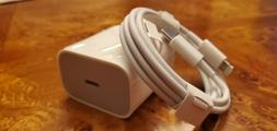 Original 18W Fast Charger USB-C Power Adapter Cable FOR iPho
