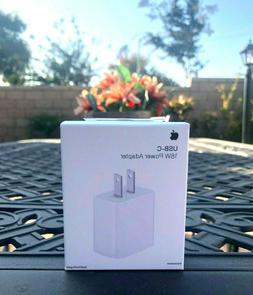 Original Quality 18w USB-C Power Adapter Fast Charger For iP