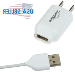 Original Wall charger power adapter and USB cable for Amazon