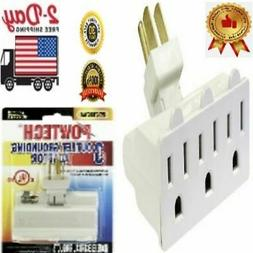 Outlet Wall Electricity Adapter Electrical Protector Multi P