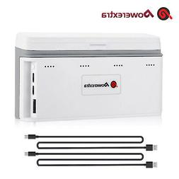20100mAh LCD QC 3.0 Fast Charger Portable Power Bank w/ LED