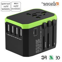 Rdxone Plug Adaptor <font><b>travel</b></font> <font><b>adap