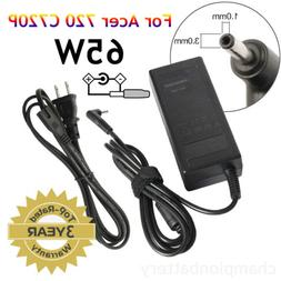 AC Adapter Charger Power Supply Cord For Acer 720 C720P 11.6