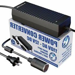 Premium 120 Volt To 12 Converter 110 AC 12V DC Power Adapter