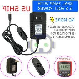 raspberry pi 3 3b power supply 5v
