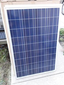 Renogy RNG-100P 100W Polycrystalline Photovoltaic PV Solar P