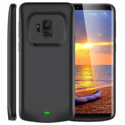 For Samsung Galaxy S9 Battery Charging Case Power Bank+QC 3.