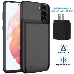 For Samsung Galaxy S8 / S9+ Plus Battery Charging Case Power