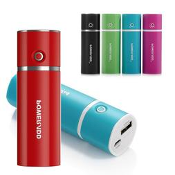 Poweradd 5000mAh Power Bank USB Portable Charger External Ba