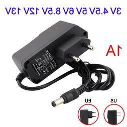 AC DC <font><b>Adapter</b></font> Universal DC 3v 4.5v 5v 6v