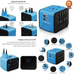 Haozi Universal All-In-One International Travel Power Adapte