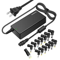Powseed AC Universal-Laptop-Power-Adapter 18.5V 19V 19.5V 20